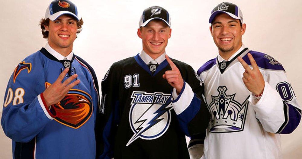 CHN Re-Draft: 2008 NHL Entry Draft -