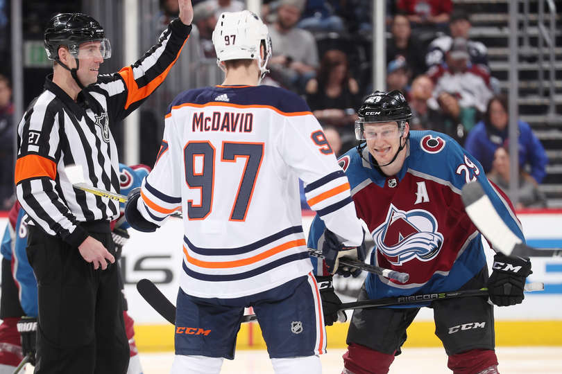 Michael Martin/NHLI via Getty Images