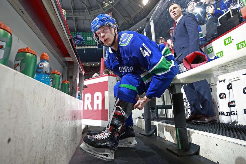 Jeff Vinnick/NHLI via Getty Images