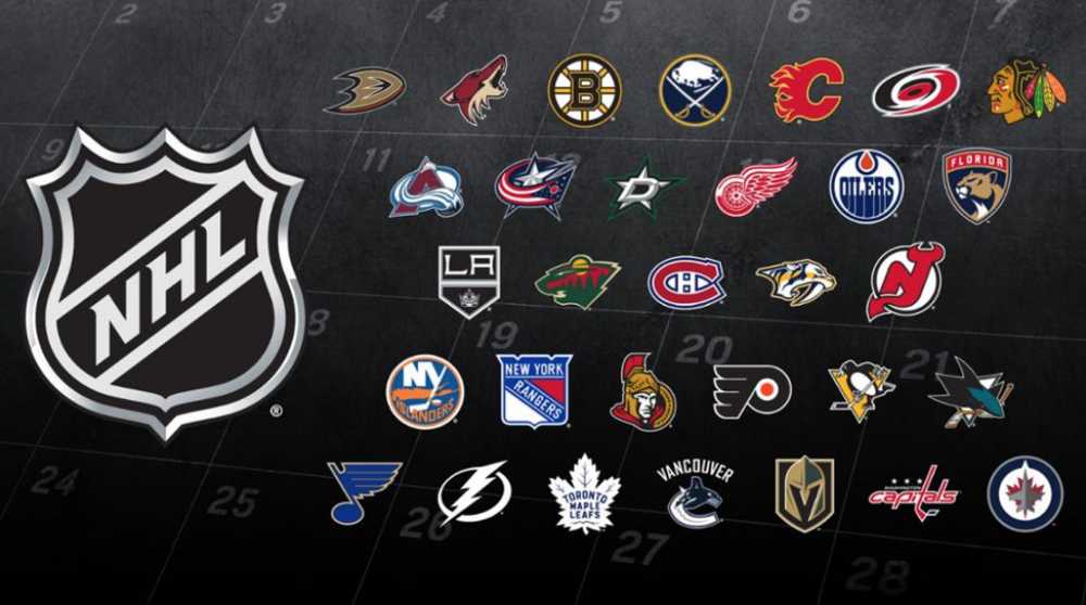 NHL MID-SEASON POWER RANKINGS