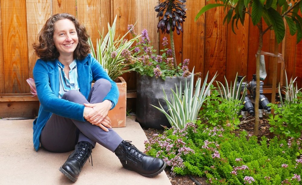 Jennifer Trinkle, Berkeley-based psychotherapist