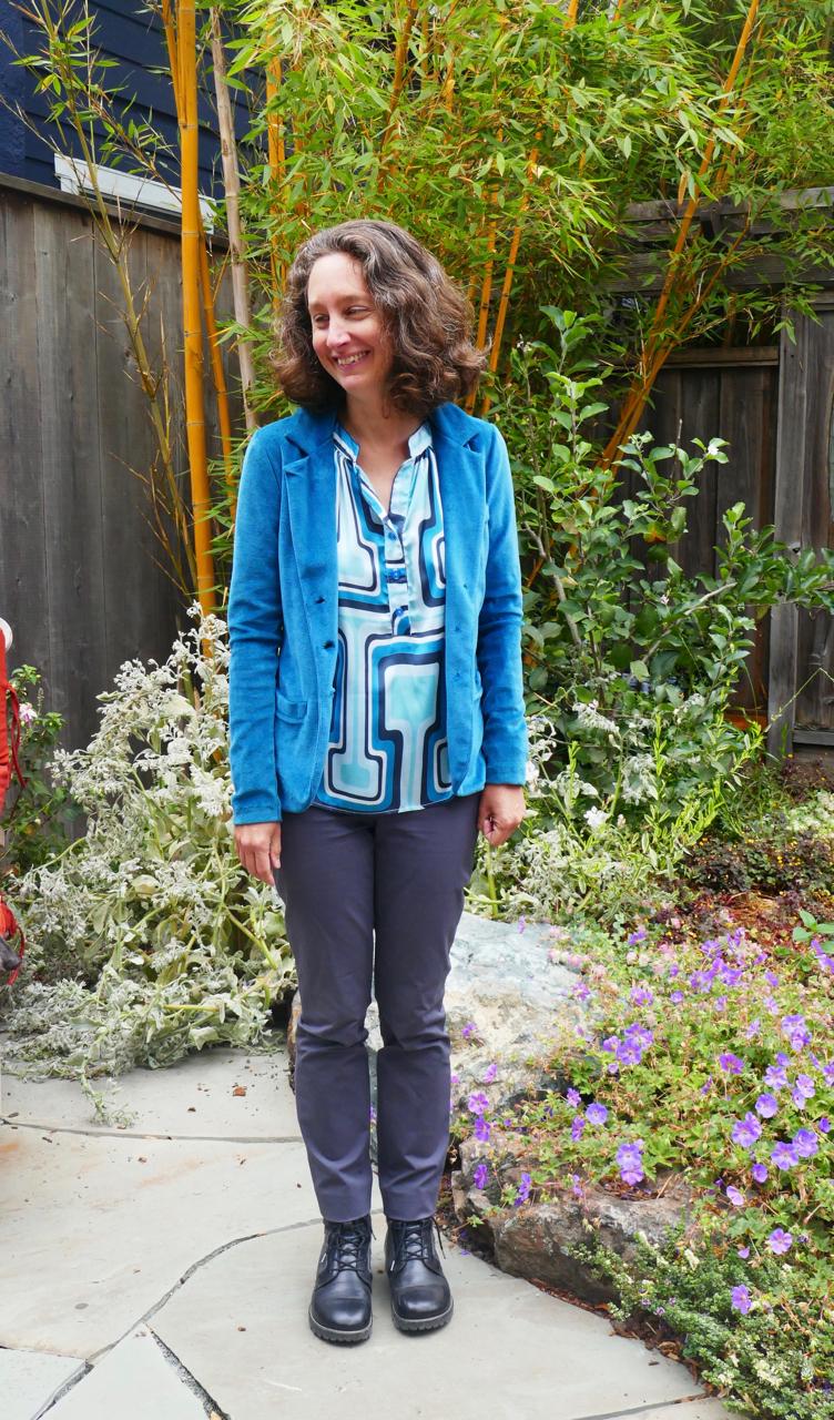 Jennifer Trinkle is a child therapist on the Berkeley-Oakland border.