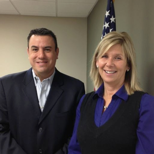 The Sylvania Board of Education elected Vicki Donovan-Lyle as its president in 2013.