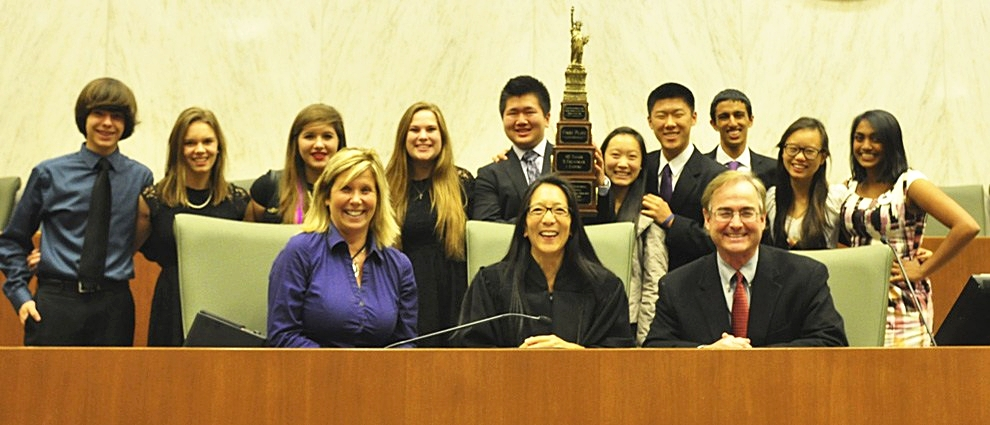 In 2013, Vicki helped coach Sylvania Southview's mock trial program to a world championship title.