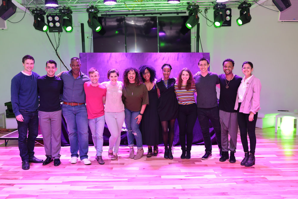 Jordan Bean & co. laUNCH paRTY - A celebration of JB&Co's new look, mission and name! Featuring readings of 4 brand new short plays by Vivian Barnes, Olivia Clement, Joey Merlo and Uzunma Udeh. Directed by Joan Sergay.November 2nd, 2018 @ CASA