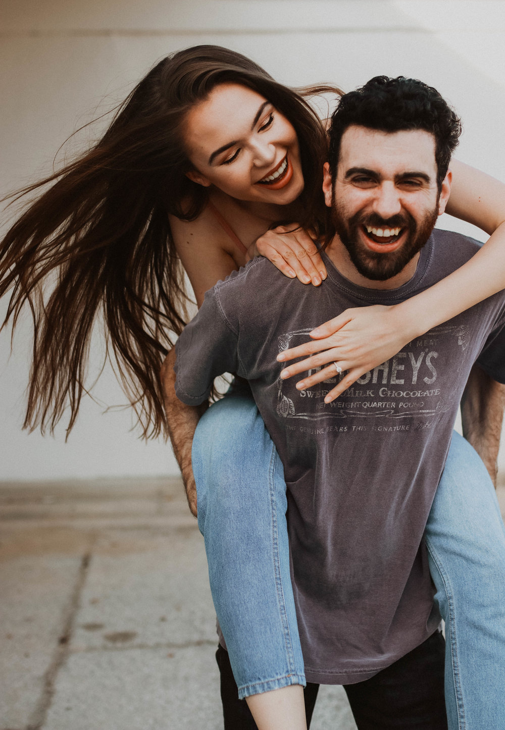 Fun & Simple Engagement Photos | Melanie Zentmeyer | Central Florida Photographer