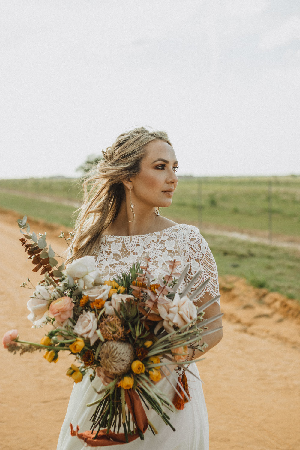 Boho Bride | Boho Elopement | Styled Shoot