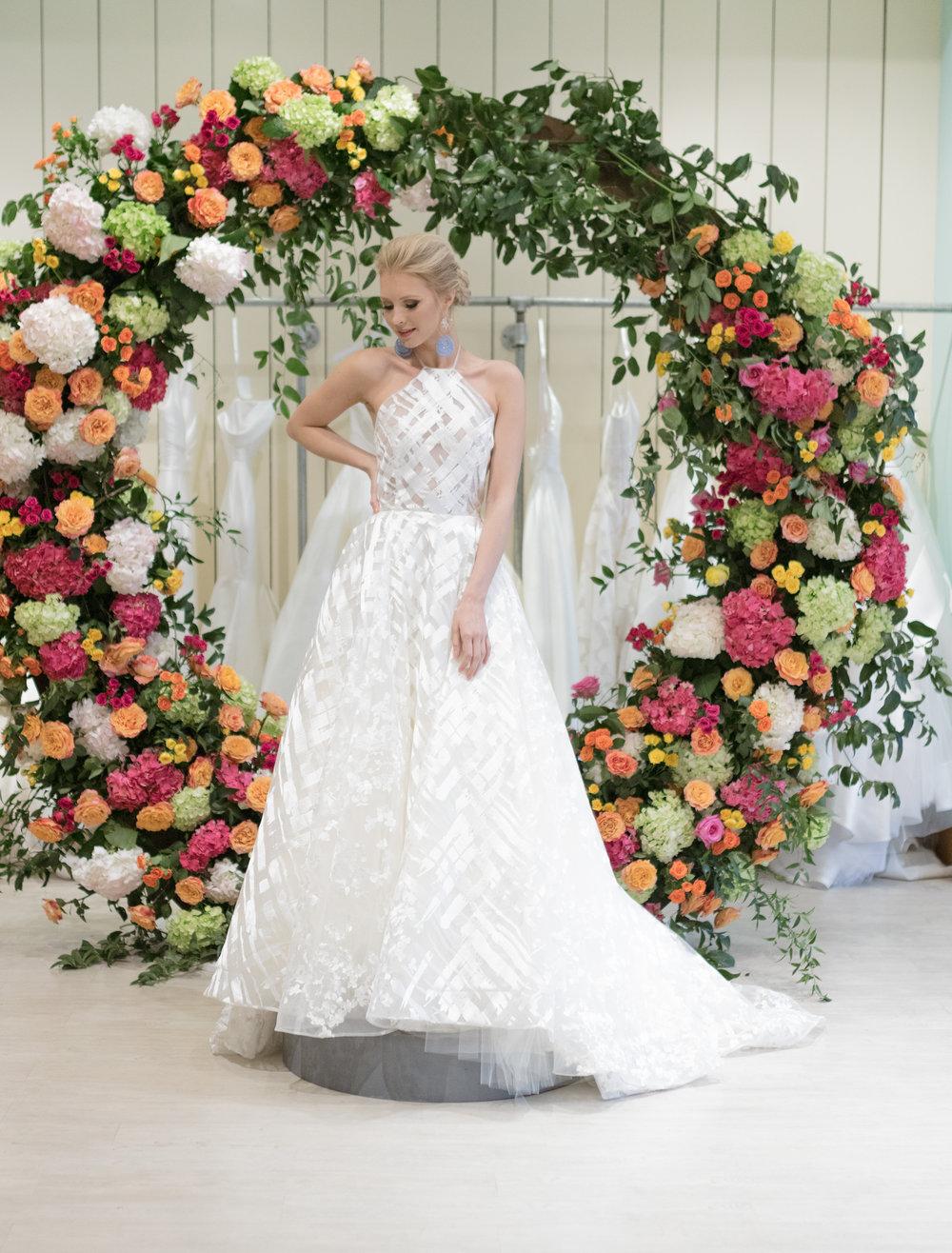 Meet Christi- Penelope + Lex Florals by: Lee Forrest Design