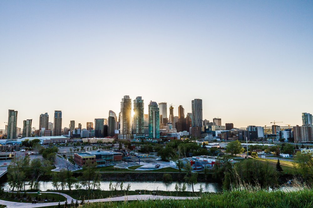 Welcome to Calgary, Alberta -