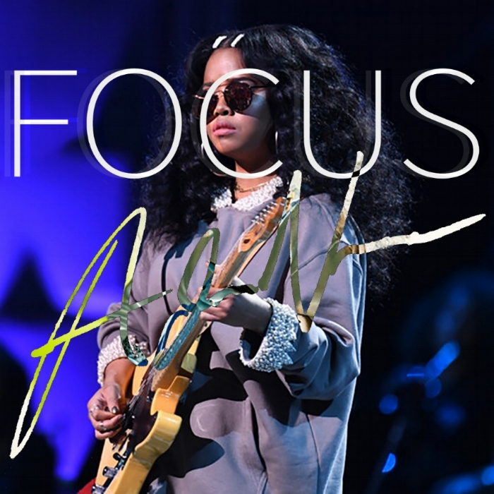 """Focus"" - H.E.R [Cover] by Adam Ness"