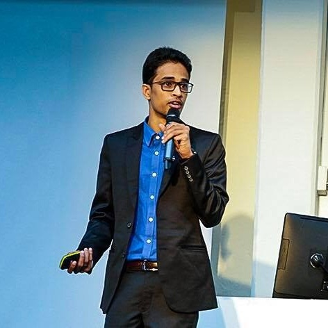 Jibin Jose, Associate Director - Startup Relations