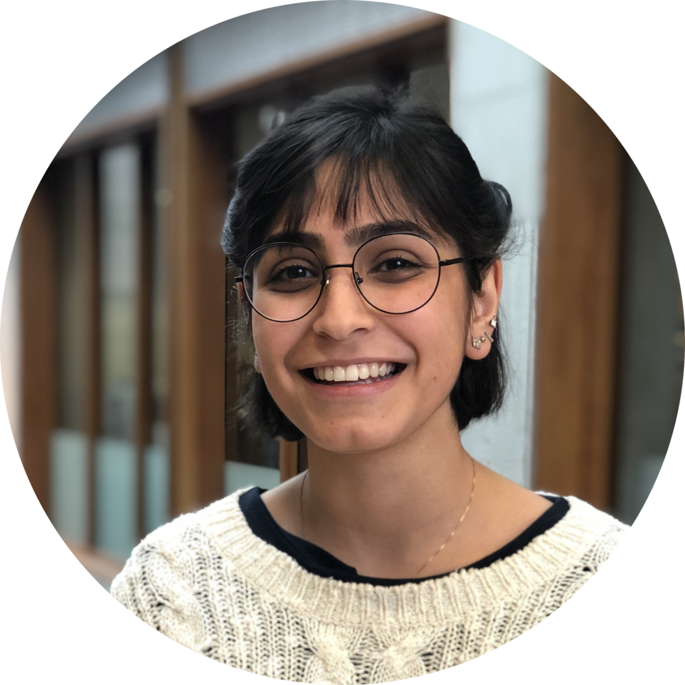 Reem Rashid  |  ReemRashid2022@u.northwestern.edu    Graduate Student   Reem earned a B.S. in Bioengineering with a minor in Electrical Engineering in 2017 from the University of California, Santa Cruz. She graduated Magna Cum Laude and is member of Tau Beta Pi, a national engineering honor society. During her time as an undergraduate she worked as a research assistant in Dr. Ali Yanik's lab in the department of Electrical Engineering focusing on microfluidics for biomedical applications. Her senior thesis had her exploring how shear stress in fluidic systems affect formation/adhesion of biofilms. She joined Northwestern as a PhD student in 2017. Her current research focuses on design and fabrication of biomedical devices that integrate novel organic electronic materials and organic electrochemical transistors. Specifically, working on devices for neurological applications. In her free time she likes to run and read.