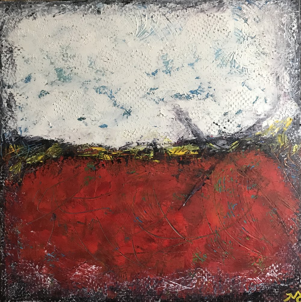 Cygnus, 20x20, starting bid $300 -