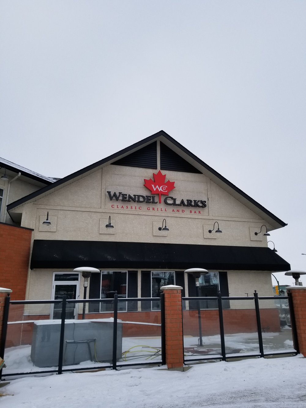 Wendel Clark's Classic Grill and Bar, Saskatoon