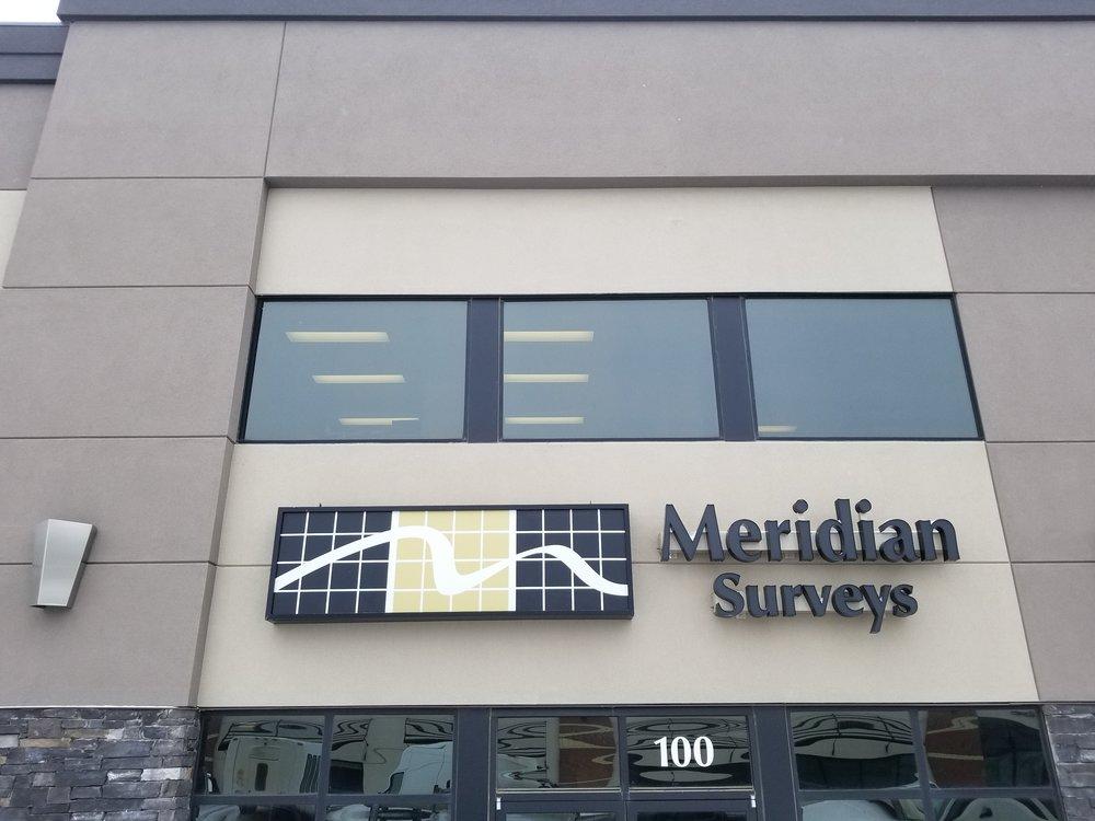 Meridian Surveys, Saskatoon