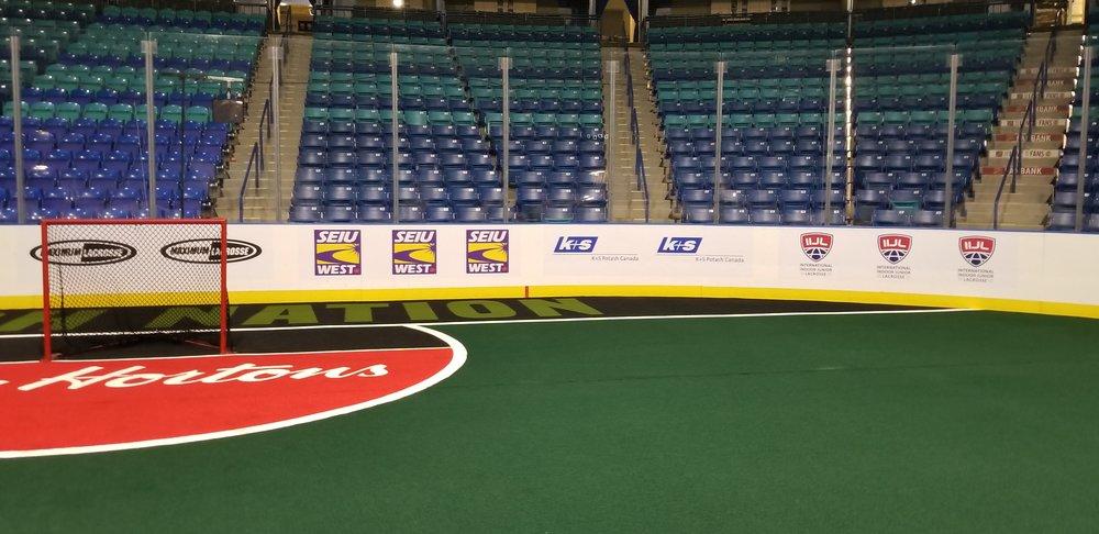Canadian Lacrosse, Sasktel Centre