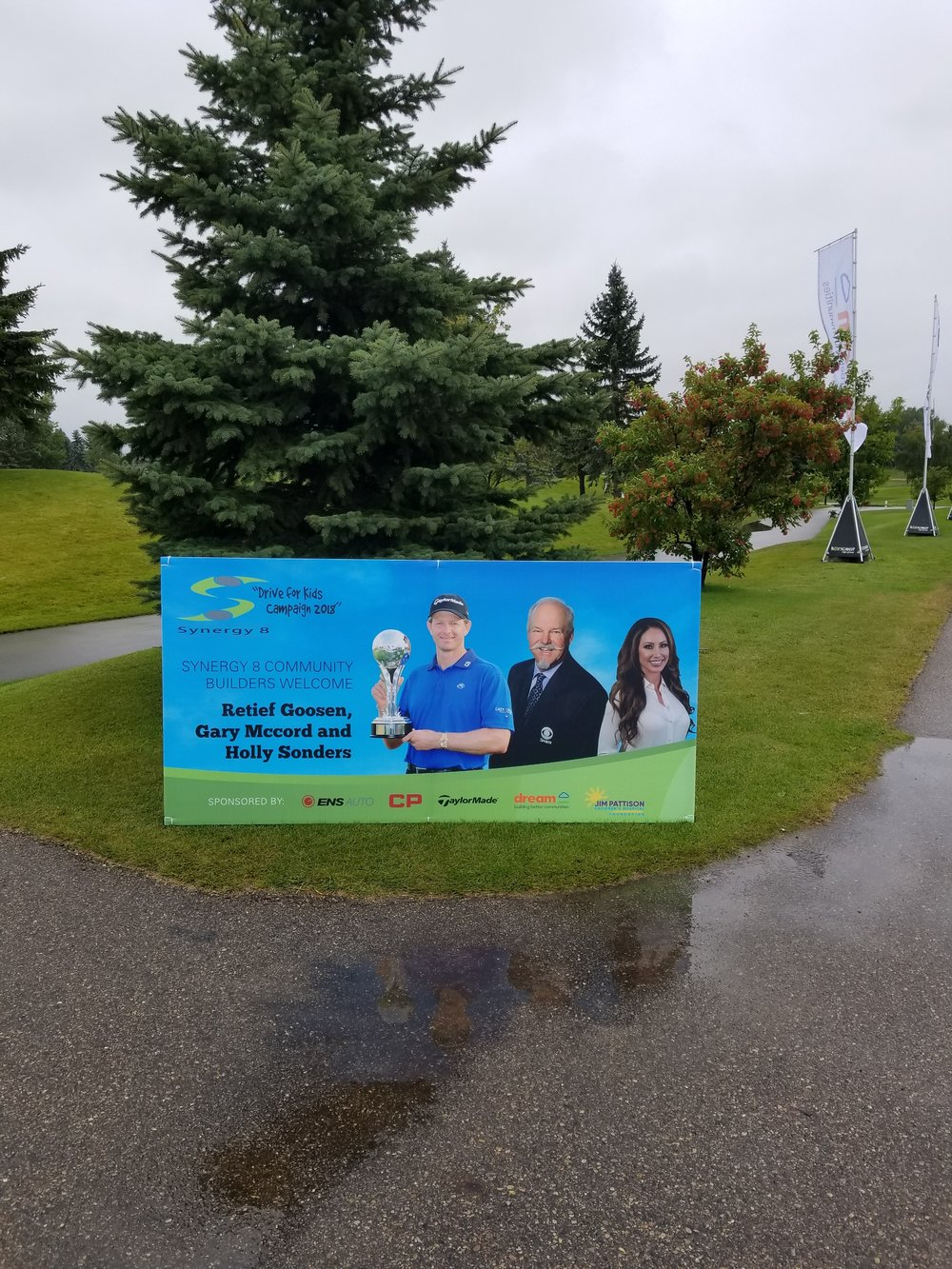 Synergy 8 Golf Tournament