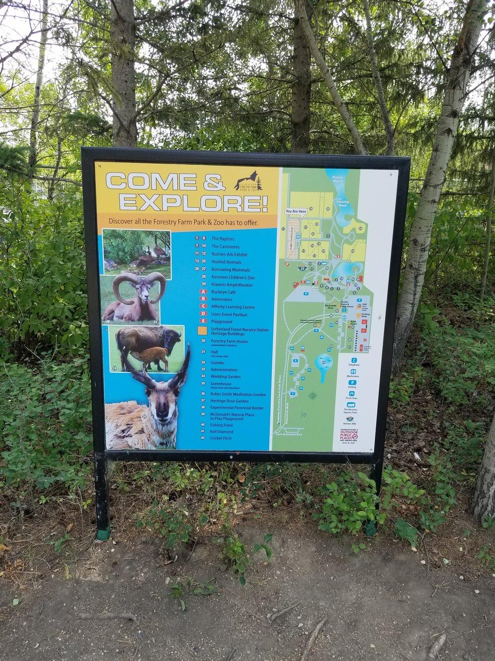 Forestry Farm Park & Zoo, Saskatoon