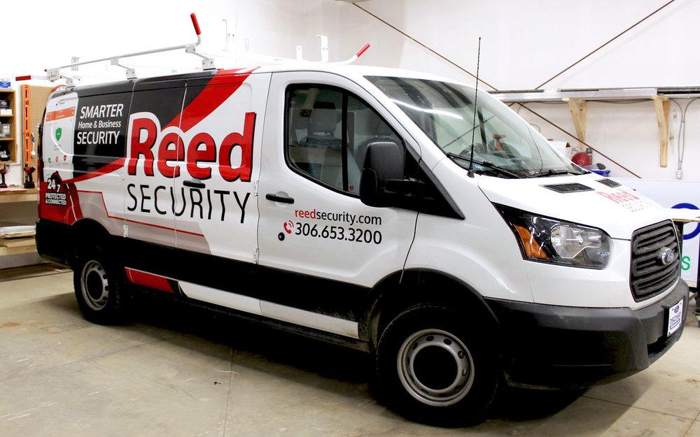 Reed Security, Saskatoon (Fleet)