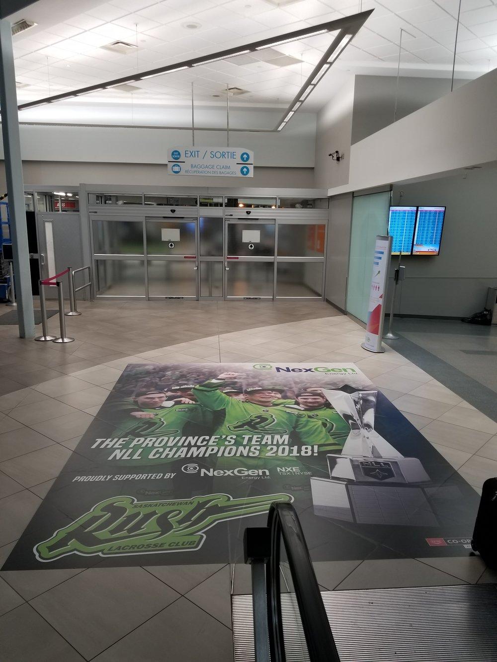 SKYXE Airport Saskatoon