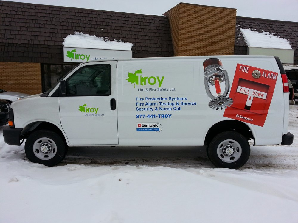 Troy Life & Fire Safety Ltd., Saskatoon