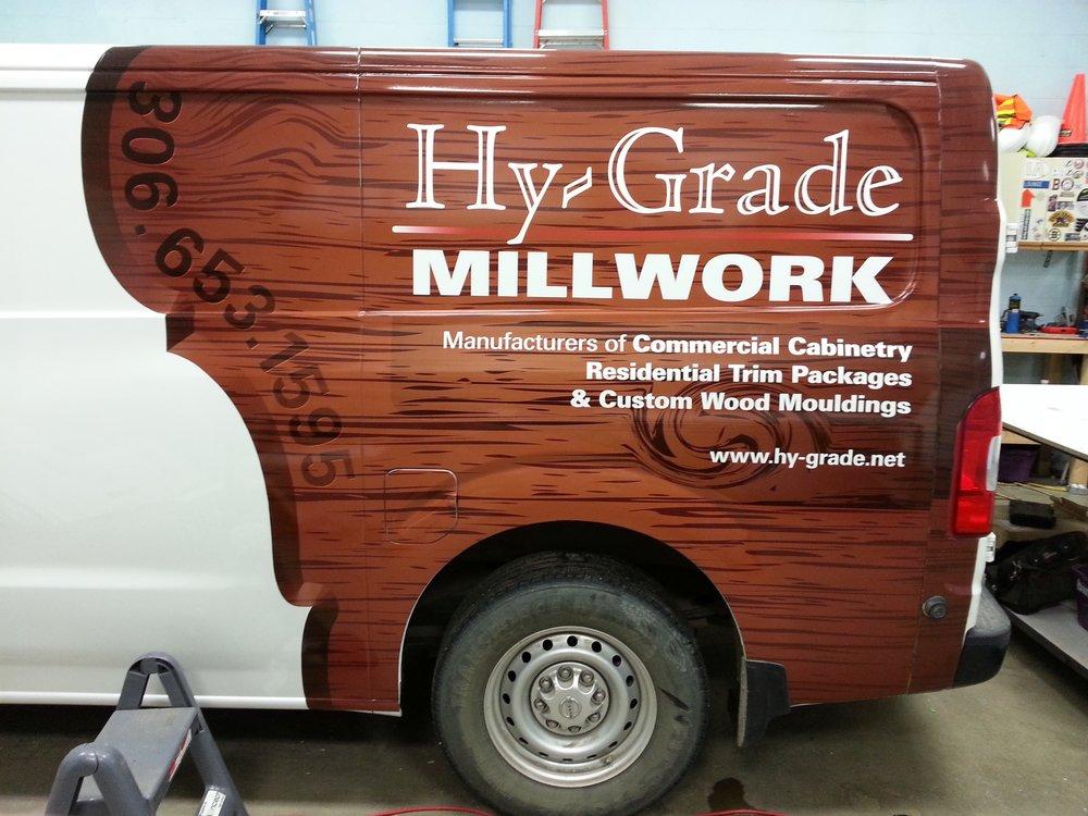 Hy-Grade Millwork, Saskatoon