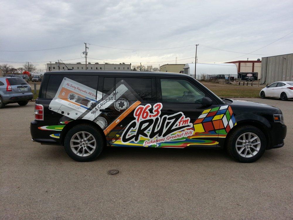 96.3 Cruz FM, Saskatoon