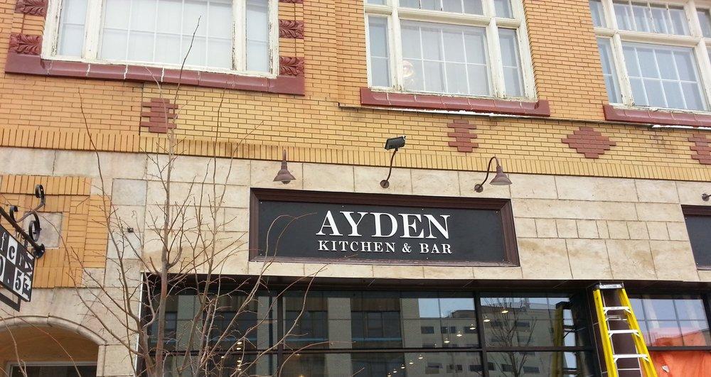 Ayden Kitchen & Bar, Saskatoon