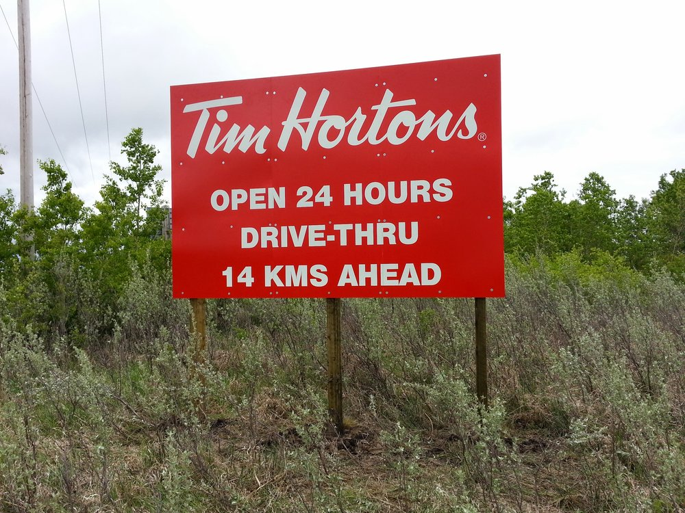 Tim Hortons, Saskatoon