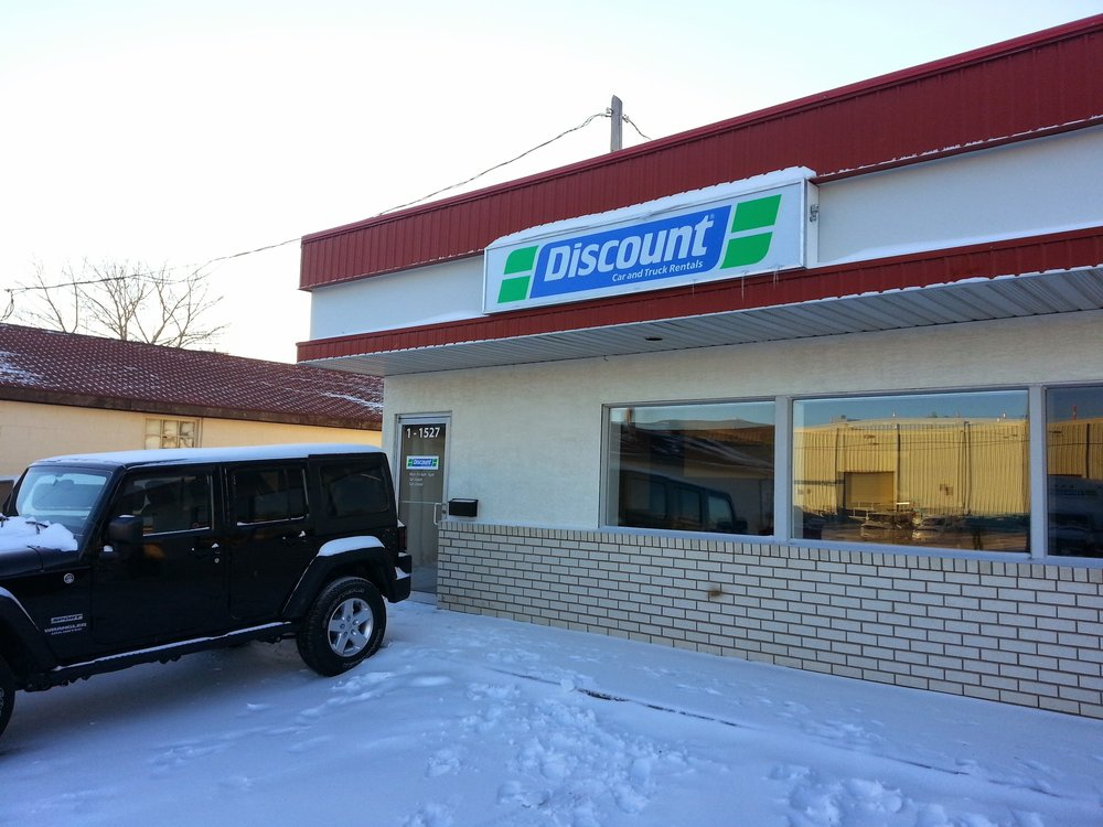 Discount Car and Truck Rentals, Saskatoon