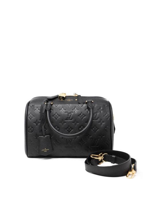 Louis Vuitton Empreinte Speedy Bandouliere 25 Ivebeenbag