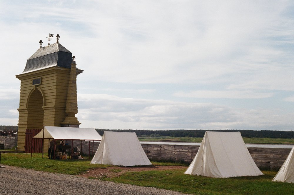 CultureFete at the Fortress of Louisbourg