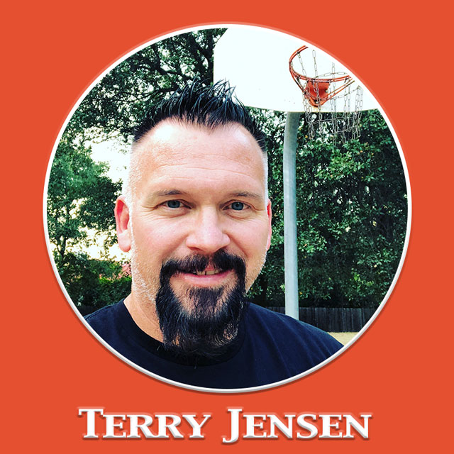 Terry Jensen  • Blog Author • Founder of   Let's Go Ball
