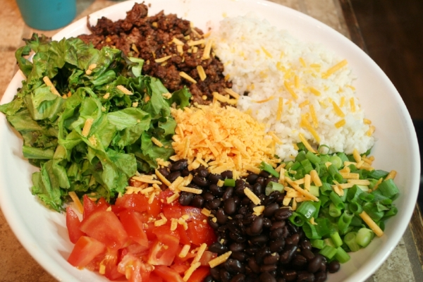 This Taco Bowl will Have you Screaming for MORE!