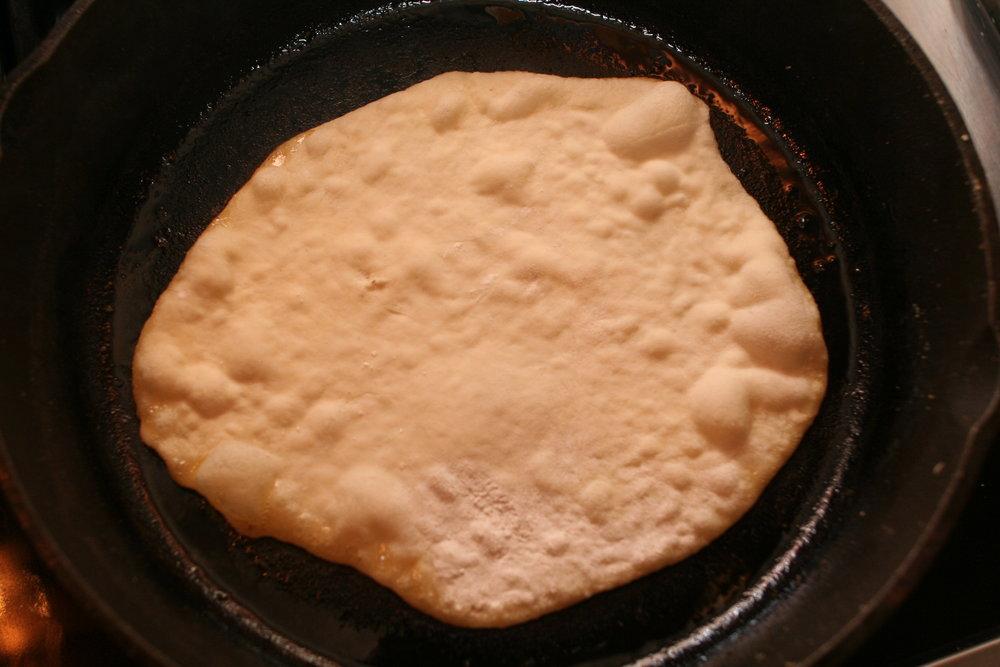 Skillet Flat Bread