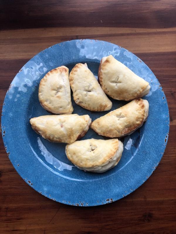 Homemade Handheld Fruit Pies