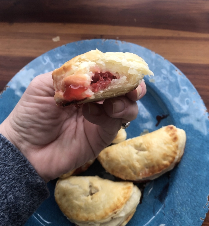 Homemade Handheld Fruit Pies