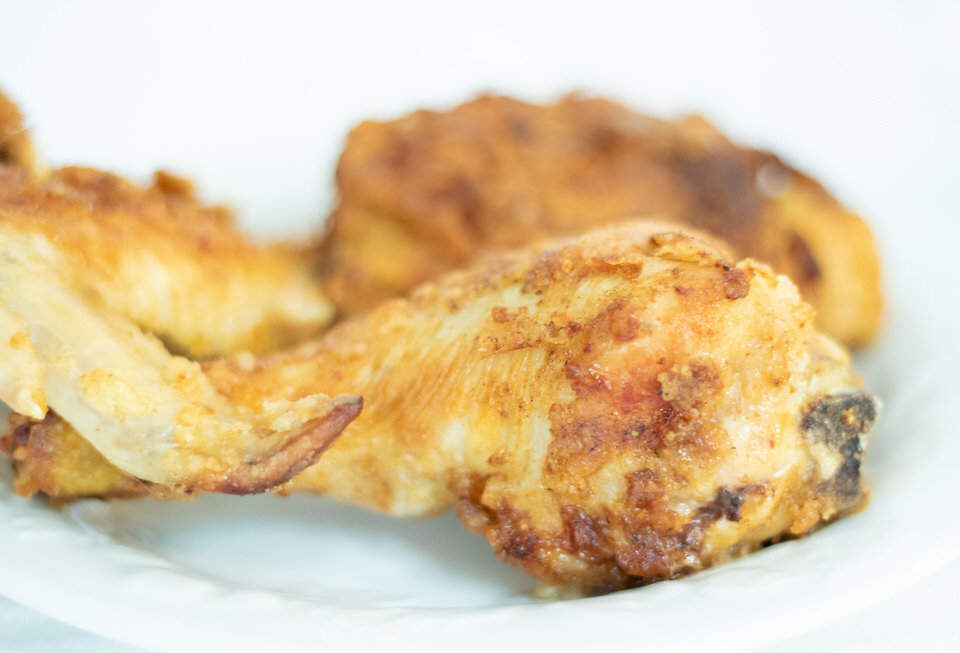 Easy Southern Fried Chicken