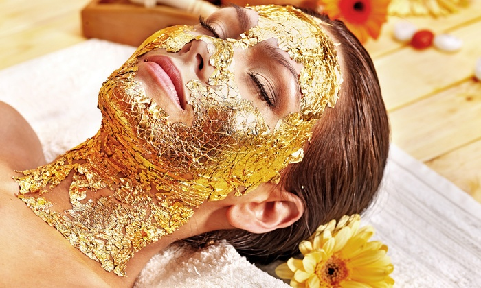 Ultimate Reveal Facial - Perfect for an special event - Wedding, Reunion, Anniversary, Birthday or just a Wednesday! Your treatment begins with a relaxing cleansing massage, microdermabrasion lactic combo to make your skin feel fresh. Microcurrent to lift, RF to plump and LED to soften fine lines. You will leave looking your absolute best!Your treatment that begins with a relaxing cleansing massage, Microdermabrasion lactic combo to make your skin feel fresh. Microcurrent to lift and tone facial muscles & RF to plump up. Red light LED Therapy to soften wrinkles and lines. Finish off with an amazing custom mask, providing a tightening effect for face and neck and intense moisture from a specialty mask chosen just for you!