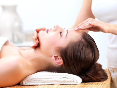 Restorative Radiance Facial - This facial will hydrate, lift, diminish the appearance of fine lines and wrinkles leaving you glowing. Depending on your skin needs and time chosen, appropriate modalities will be chosen to fit your skin condition. *choose 90 min