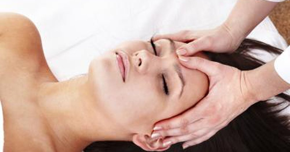 Facia Massage Release - Combined with microcurrent Facia Facial Release increases the effectiveness of the body accepting the current to make significant changes to the face structure.