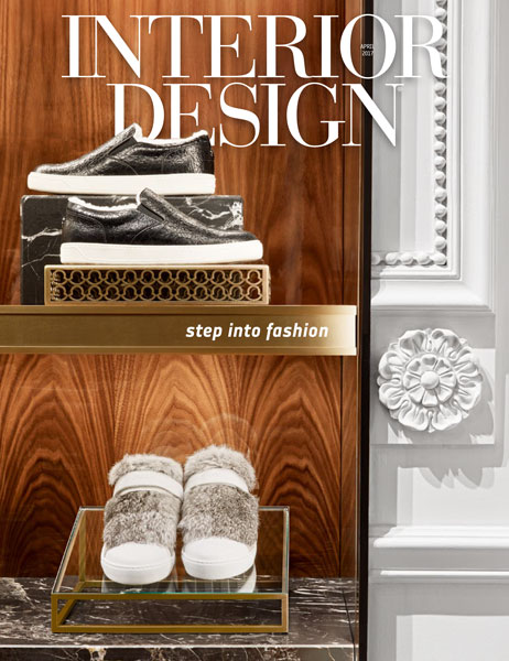 Interior Design, April 2017