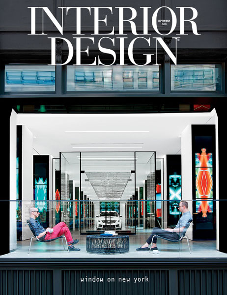 Interior Design, September 2016