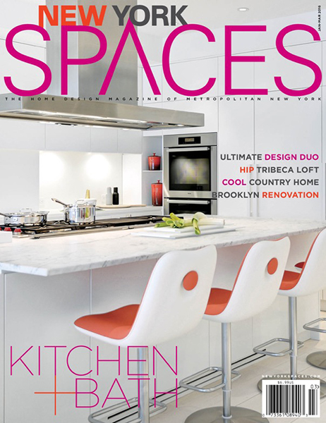 New York Spaces January-March 2016