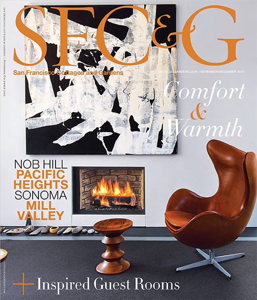 San Francisco Cottages & Gardens, November/December 2015