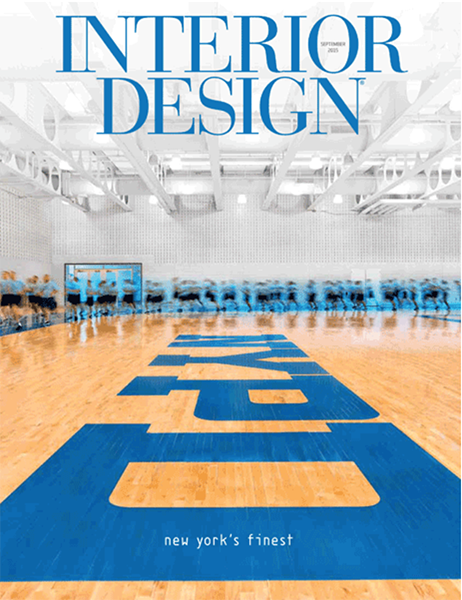 Interior Design, September 2015