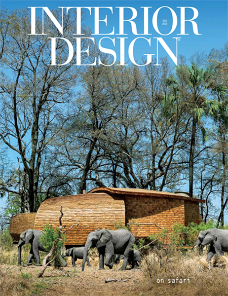 Interior Design, July 2015