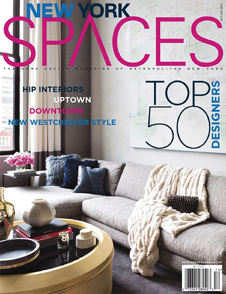 New York Spaces, September 2015