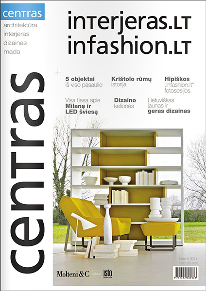 Centras Magazine, April 2012