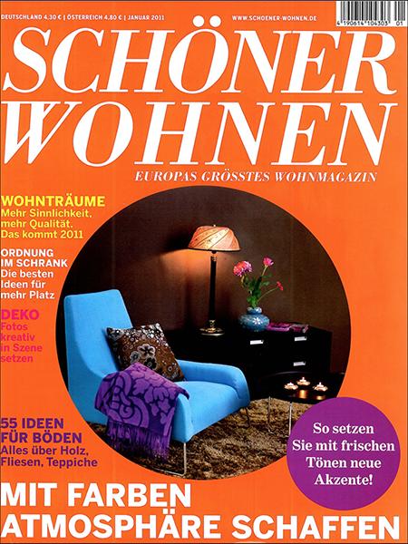 Schöner Wohnen, January 2011
